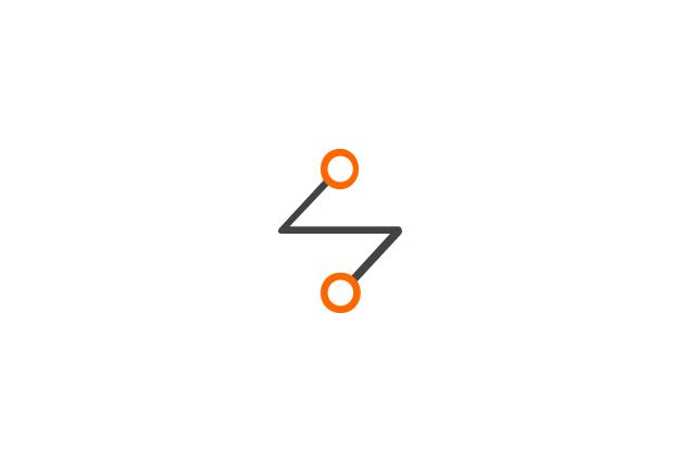 """logo du service """"direct connect"""""""