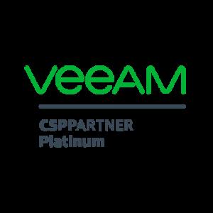 Veeam CSP Partner Platinum