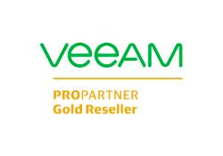 Veeam Gold Reseller